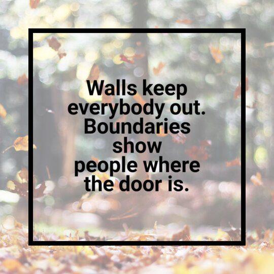 walls-boundaries