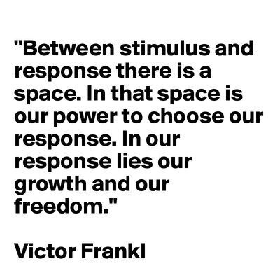 between-stimulus-and-response-there-is-a-space-frankl