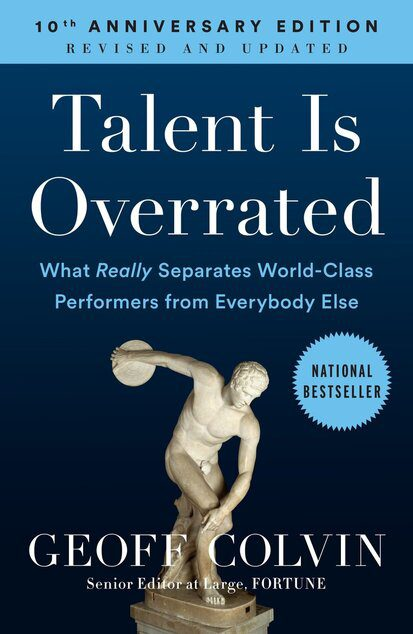 talent-is-overrated-book